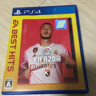 PlayStation4 - FIFA20 ps4