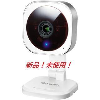 アイオーデータ(IODATA)のマグネット付台座 ネットワークカメラ「Qwatch」 TS-NS110W(防犯カメラ)