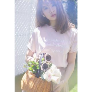 snidel - 【美品】Herlipto 初期 Tシャツ