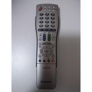 アクオス(AQUOS)のAQUOS テレビ用リモコン(その他)