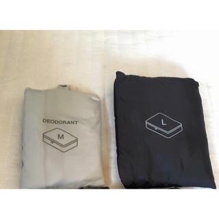 ムジルシリョウヒン(MUJI (無印良品))の無印旅行バッグ2個セット   (その他)