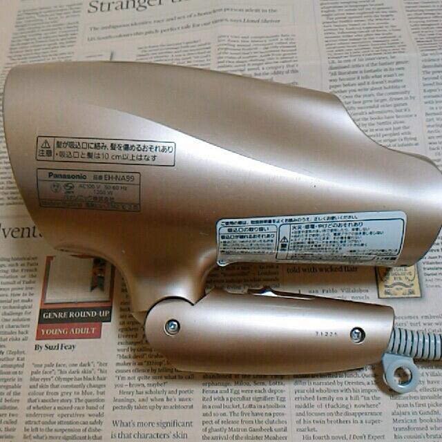 Panasonic(パナソニック)のPanasonic ナノケア ドライヤー eh-na99 eh-cna99 スマホ/家電/カメラの美容/健康(ドライヤー)の商品写真