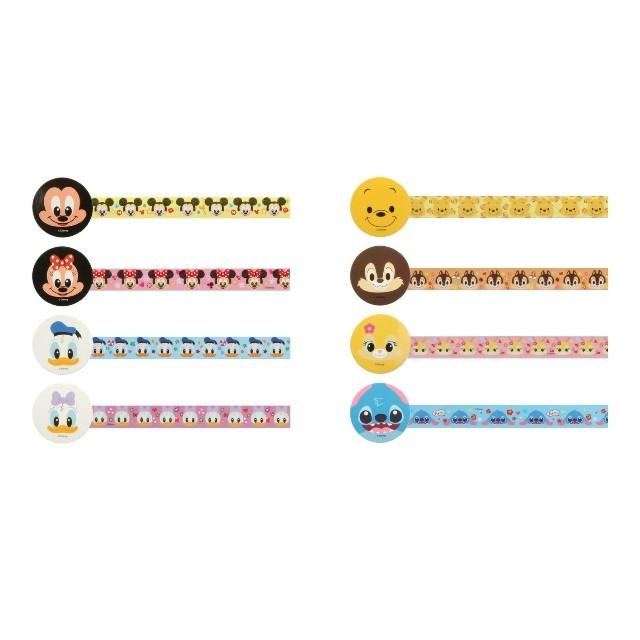 Disney(ディズニー)のDisney ディズニーマスキングテープ 16種類 インテリア/住まい/日用品の文房具(テープ/マスキングテープ)の商品写真