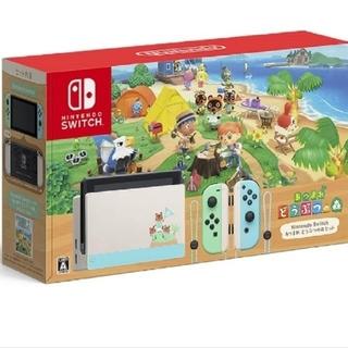Nintendo Switch - あつまれどうぶつの森セット スイッチ本体 あつもりセット