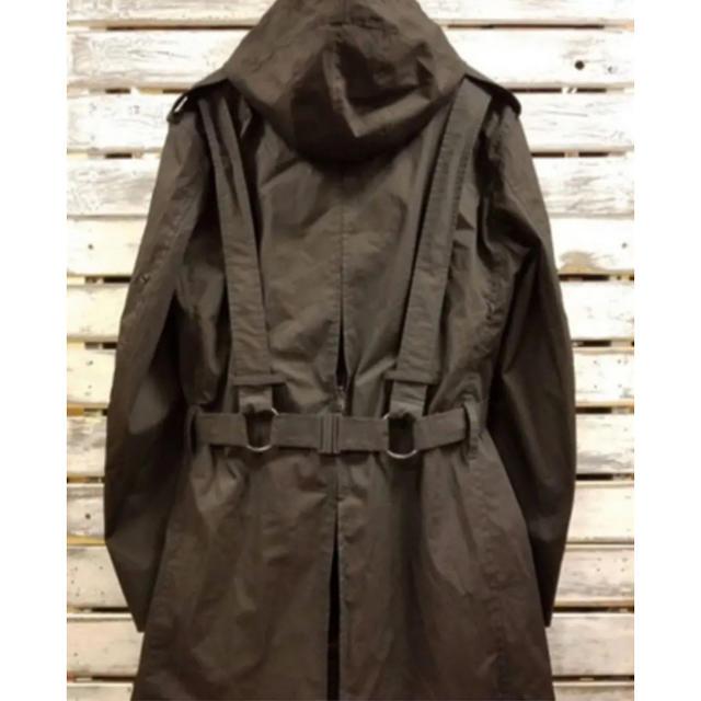 Y-3(ワイスリー)のY-3 TECH COTTON PARACHUTE JACKET メンズのジャケット/アウター(ナイロンジャケット)の商品写真