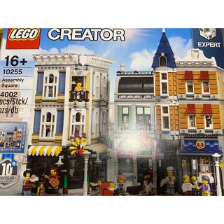 Lego - [訳あり未使用品] 10255 レゴ LEGO 正規品