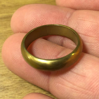 リング 指輪 K18
