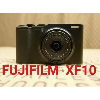 富士フイルム - 【美品】FUJIFILM XF10 予備バッテリー有