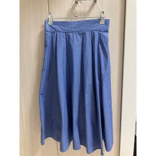 パターンフィオナ(PATTERN fiona)のタックフレアスカート(ひざ丈スカート)