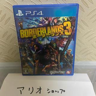 PlayStation4 - ボーダーランズ3 PS4