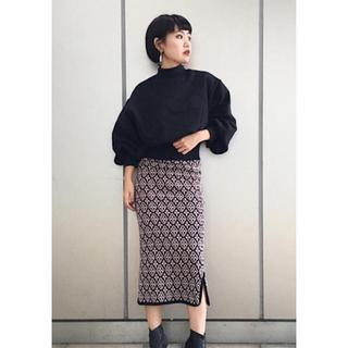 SLY - SLY    ニットタイトスカート
