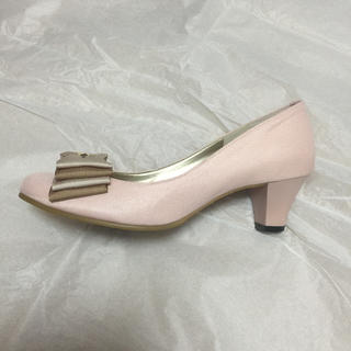 Lazy Swan ピンクパンプス レディースの靴/シューズ(ハイヒール/パンプス)の商品