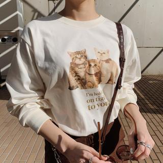 Lochie - Treat ürself Tシャツ 白