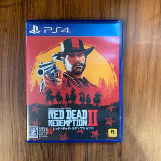 PlayStation4 - レッド・デッド・リデンプション2