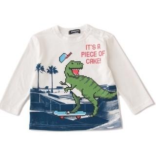 クレードスコープ(kladskap)のクレードスコープ  長袖Tシャツ130  (Tシャツ/カットソー)