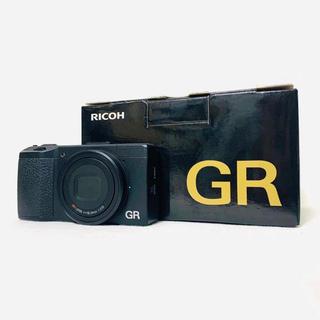 リコー(RICOH)のRICOH リコー GR 18.3mm F2.8  初代(コンパクトデジタルカメラ)