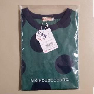 ミキハウス(mikihouse)のミキハウス 長袖Tシャツ130(Tシャツ/カットソー)
