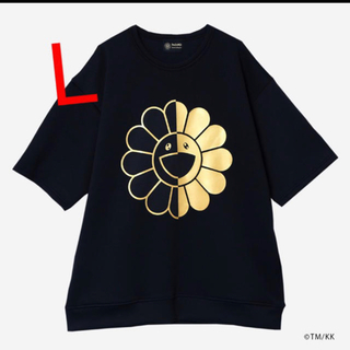 Rezard 村上隆 金黒フラワーコレクション Lサイズ