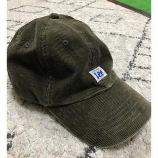 Lee - Lee キャップ 帽子