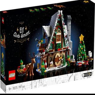 Lego - レゴ (LEGO) レゴ エルフのクラブハウス 10275   時間