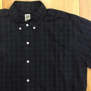 BEAMS - SSZ Beams surf & sk8 Fake Button Shirt