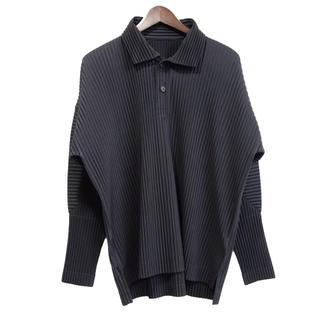 イッセイミヤケ(ISSEY MIYAKE)のissey miyake Homme plisse オムプリッセ(Tシャツ/カットソー(七分/長袖))
