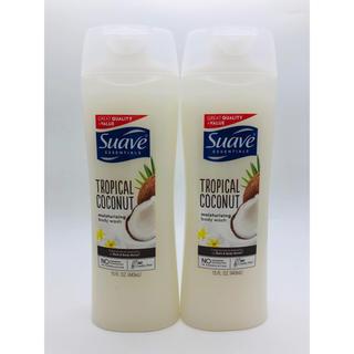 Suave - Suave body wash coconut 2 set
