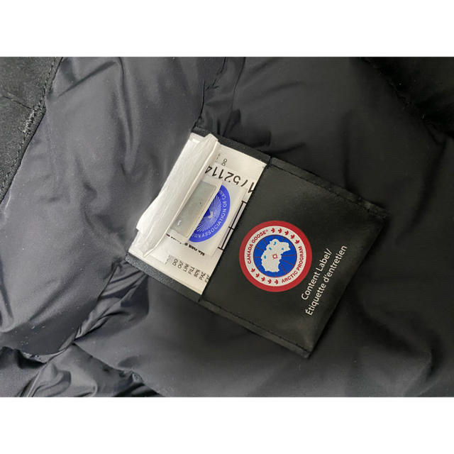 CANADA GOOSE(カナダグース)のカナダグース ジャスパー  S メンズのジャケット/アウター(ダウンジャケット)の商品写真