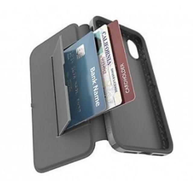 speck 手帳型ケース ネイビー スマホ/家電/カメラのスマホアクセサリー(iPhoneケース)の商品写真
