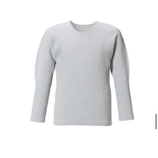 イッセイミヤケ(ISSEY MIYAKE)のHomme plisse issey miyake Basic サイズ 2(Tシャツ/カットソー(七分/長袖))