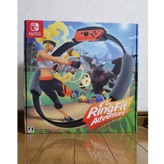 Nintendo Switch - リングフィットアドベンチャー Nintendo