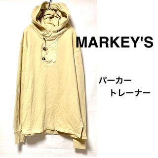 マーキーズ(MARKEY'S)のMARKEY'Sマーキーズ/大人用パーカートレーナー アウトドアキャンプ(パーカー)