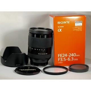SONY - SONY 24-240mm F3.5-6.3 OSS SEL24240