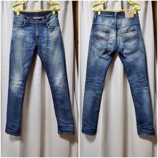 ヌーディジーンズ(Nudie Jeans)のNudie Jeans THIN FINN PETER REPLICA N347(デニム/ジーンズ)