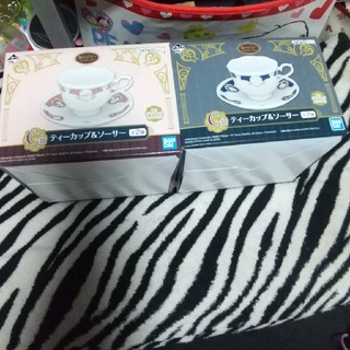 BANDAI - ポケモン一番くじ ティーカップ&ソーサーセット
