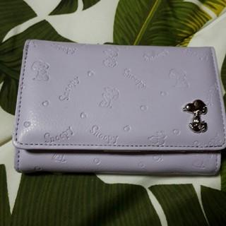 スヌーピー(SNOOPY)の新疋田★スヌーピー折り財布(財布)