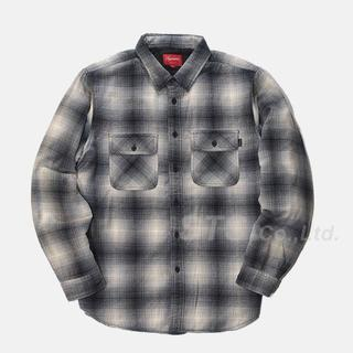 Supreme - Supreme - Quilted Shadow Plaid Shirt