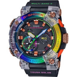 ジーショック(G-SHOCK)のカシオ CASIO G-SHOCK GWF-A1000BRT-1AJR(腕時計(デジタル))
