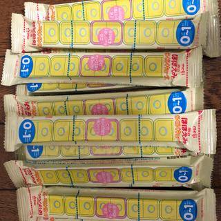 明治 - ほほえみらくらくキューブ14袋