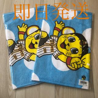 ハンシンタイガース(阪神タイガース)の即日発送 阪神タイガース 風船タオル キー太 2枚(応援グッズ)