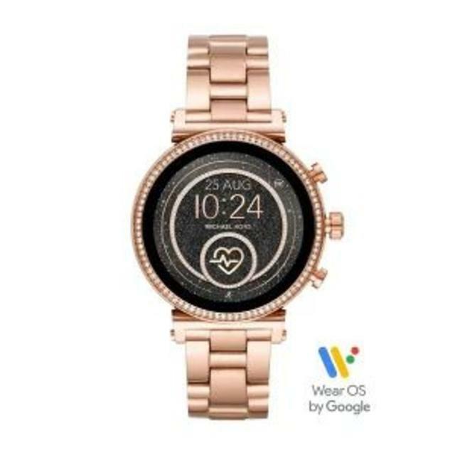 Michael Kors(マイケルコース)のマイケルコース スマートウォッチ タッチスクリーン MICHAEL KORS レディースのファッション小物(腕時計)の商品写真