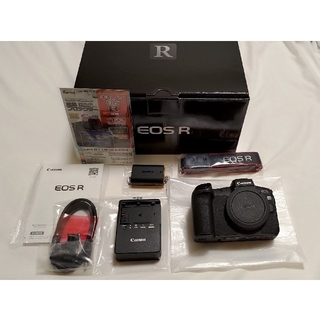 Canon - EOS R ボディ EOSR CANON ミラーレス一眼カメラ