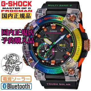 ジーショック(G-SHOCK)のCASIO G-SHOCK GWF-A1000BRT-1AJR フロッグマン(腕時計(デジタル))