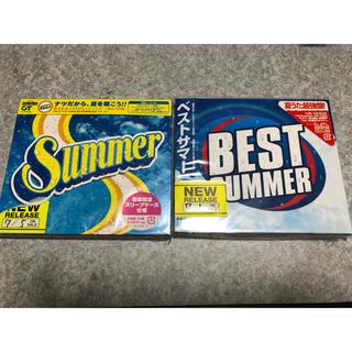夏うた CDアルバム 2枚