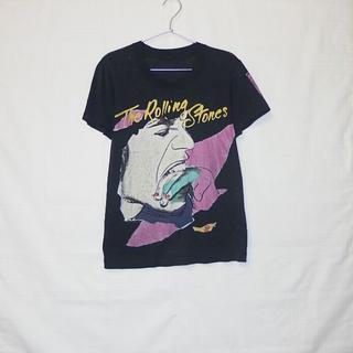 ヒステリックグラマー(HYSTERIC GLAMOUR)の▪️89's【ROLLING STONES】VINTAGE TEE(Tシャツ(半袖/袖なし))