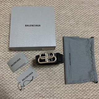 バレンシアガ(Balenciaga)のbalenciaga バレンシアガ BBロゴ ベルト ssense購入品(ベルト)
