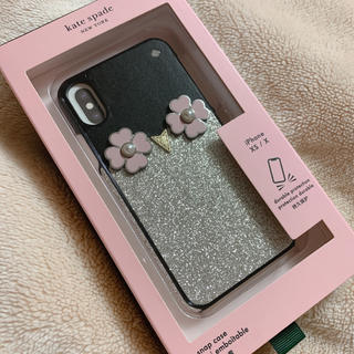 ケイトスペードニューヨーク(kate spade new york)のiPhone X/XS ケース(iPhoneケース)