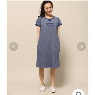 チャムス(CHUMS)のCHUMS Loop Logo Dress ワンピース チャムス(ひざ丈ワンピース)