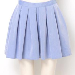 マーキュリーデュオ(MERCURYDUO)のマーキューリーデュオ スカート風パンツ(ミニスカート)