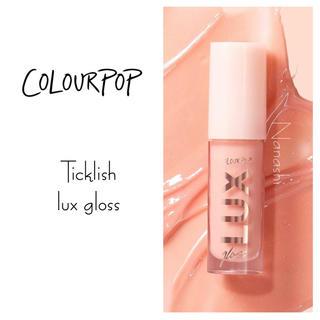 カラーポップ(colourpop)のcolourpop 🐷 ticklish(リップグロス)